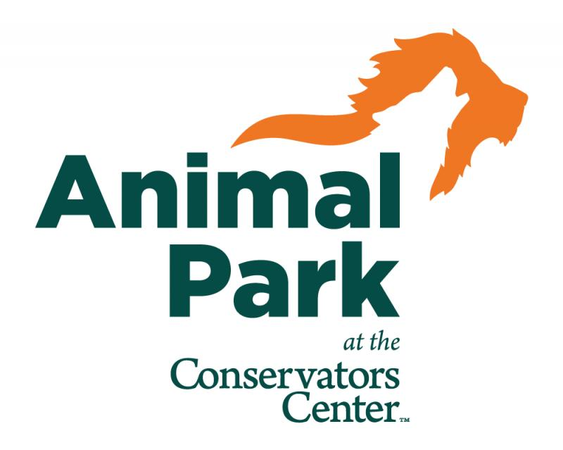 Animal Park at the Conservators Center Logo