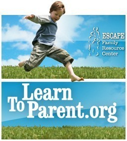 Escape Family Resource Center of the Exchange Clubs of Houston Logo