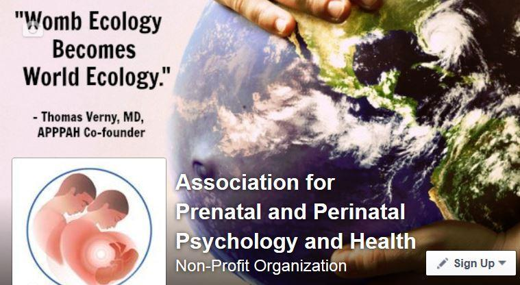 Association For Pre- And Perinatal Psychology And Health (APPPAH) Logo
