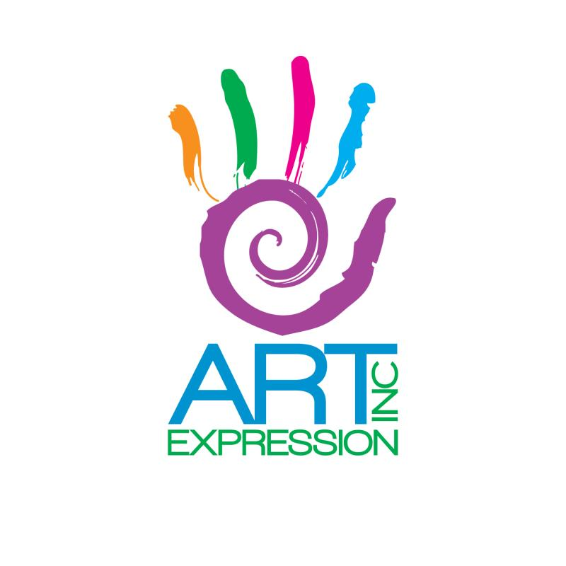 Art Expression, Inc. Logo