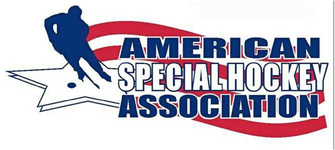 American Special Hockey Association Logo