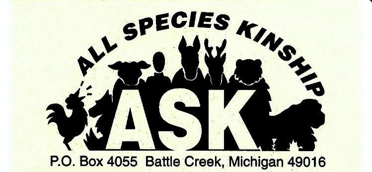 All Species Kinship Logo