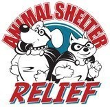 ANIMAL SHELTER RELIEF RESCUE Logo