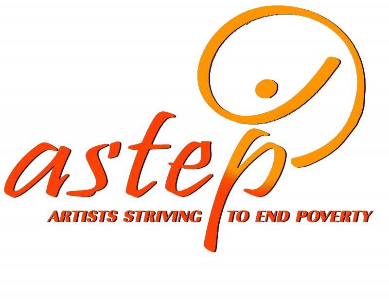 Artists Striving To End Poverty Inc Logo