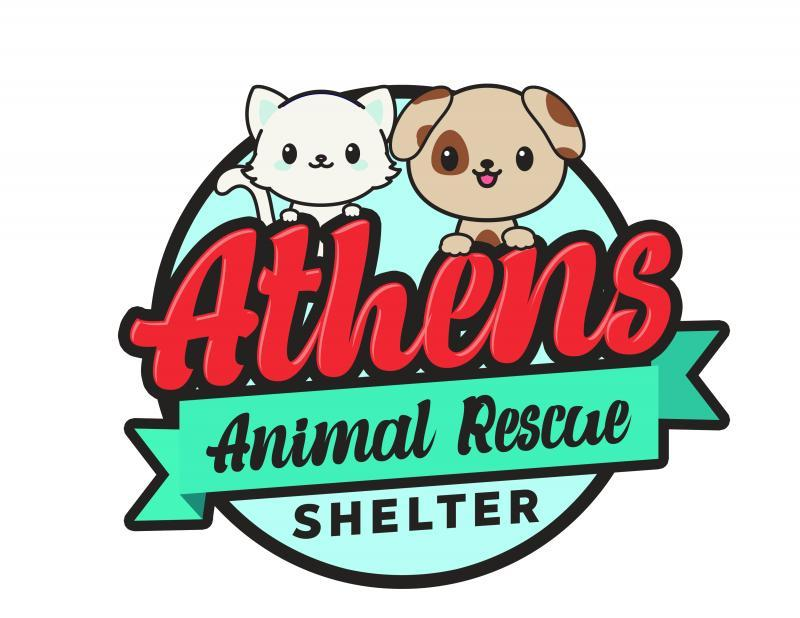Athens Animal Rescue Shelter Logo