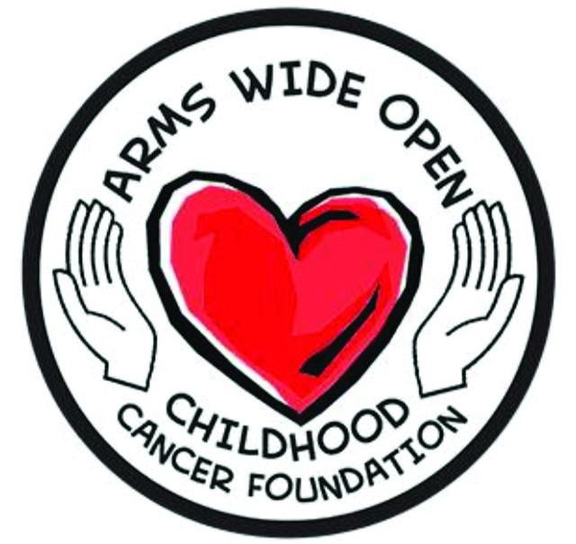 Arms Wide Open Childhood Cancer Foundation, Inc. Logo