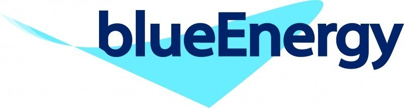 blueEnergy Logo