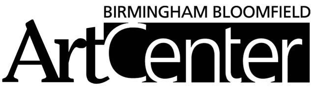 Birmingham Bloomfield Art Center Logo