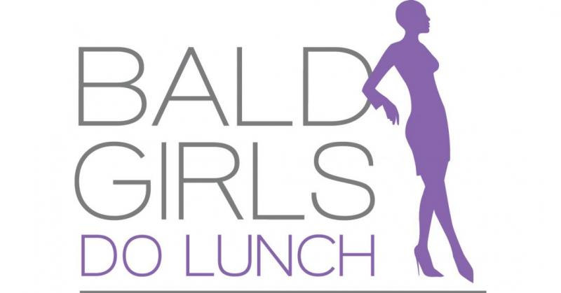 Bald Girls Do Lunch Inc Logo