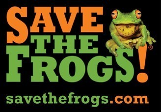 Save the Frogs! Logo