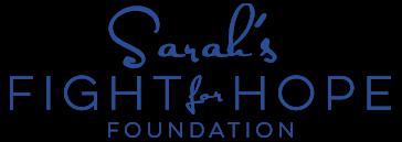 Sarah's Fight for Hope Foundation Logo