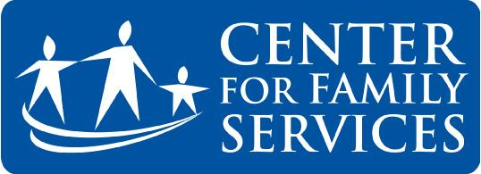 Center for Family Services Inc Logo