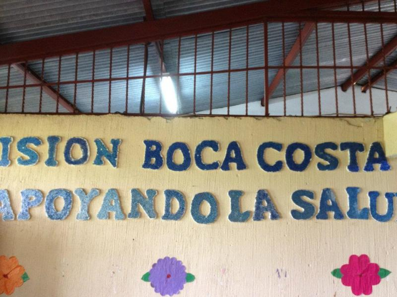 Boca Costa Medical Mission, Guatemala Logo
