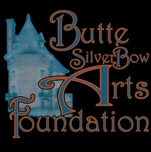 BUTTE-SILVER BOW ARTS FOUNDATION Logo