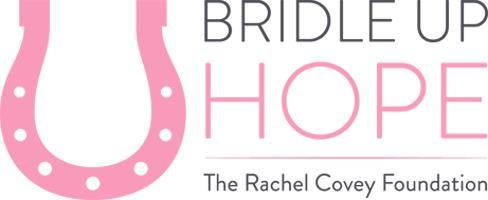 Bridle Up Hope: The Rachel Covey Foundation Logo