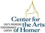 Center for the Arts of Homer Inc Logo
