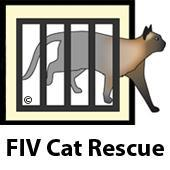 FIV Cat Rescue Logo