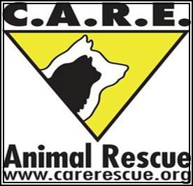 Castaway Animals Rescue Effort (C.A.R.E. Animal Rescue) Logo