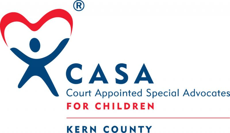 Court Appointed Special Advocates of Kern County Logo