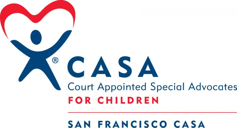San Francisco Court Appointed Special Advocate Program Logo