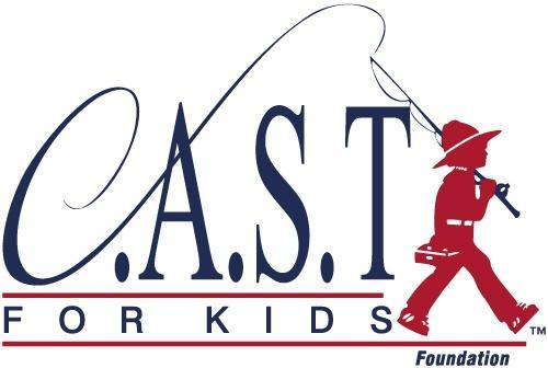 The C.A.S.T. for Kids Foundation Logo