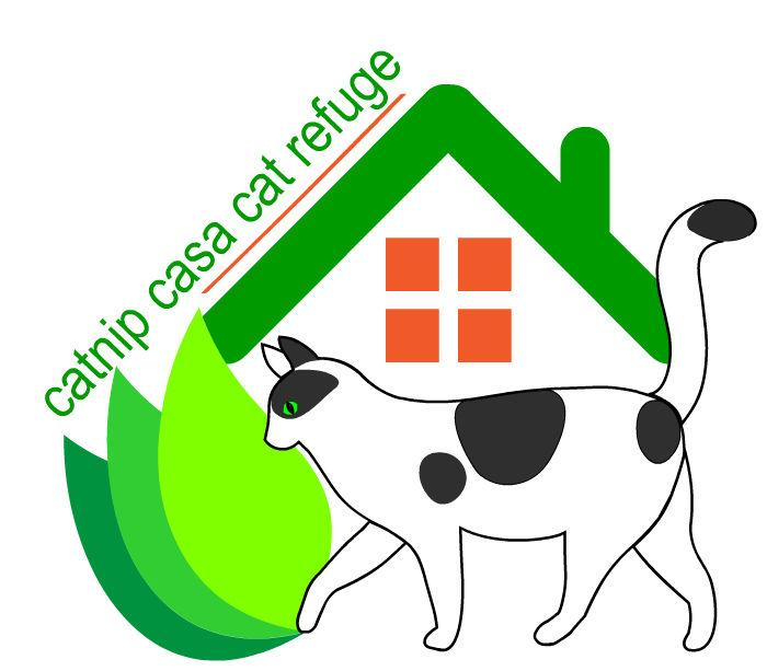 Catnip Casa Cat Refuge and Love & Cuddles Pet Respite Care Logo