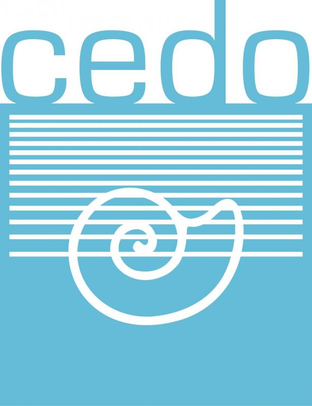 INTERCULTURAL CENTER FOR THE STUDY OF DESERTS AND OCEANS INC, CEDO Logo