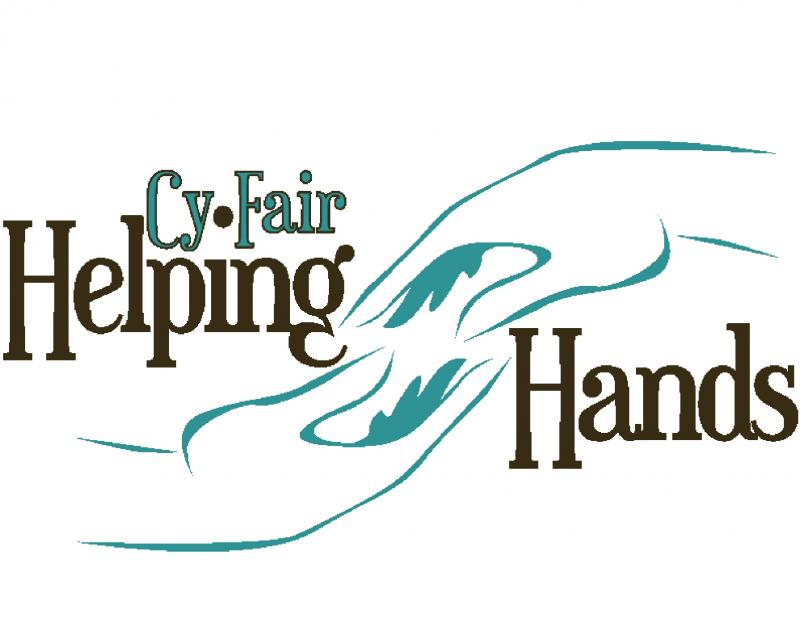 Cy-Fair Helping Hands Logo