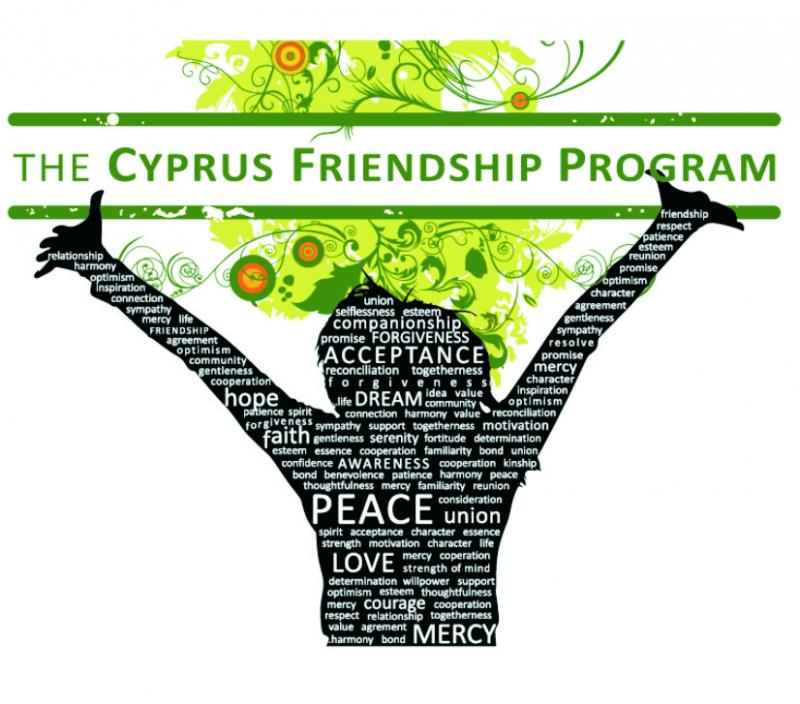 Cyprus Friendship Program Logo
