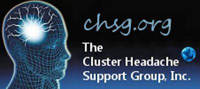 The Cluster Headache Support Group, Inc. Logo