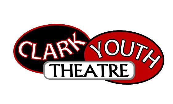 Clark Youth Theatre Incorporated Logo