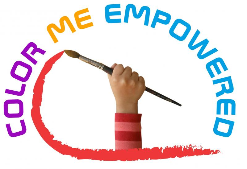 Color Me Empowered Logo