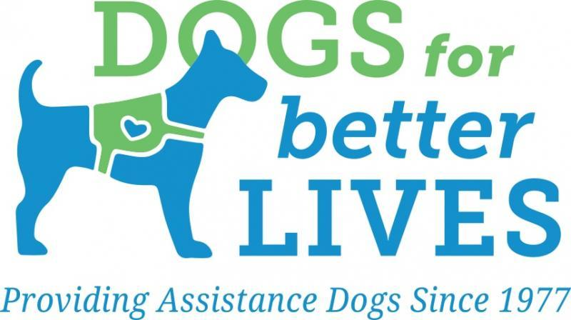 Dogs for Better Lives Logo