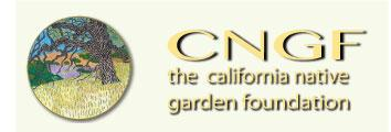 California Native Garden Foundation Logo