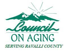 Ravalli County Council On Aging Logo