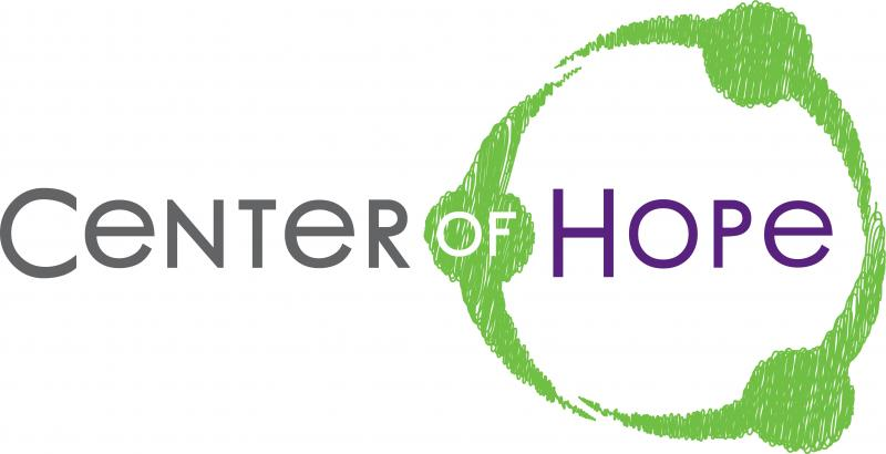 Center of Hope (formerly Hope House, Maury County Center Against Domestic Violence) Logo