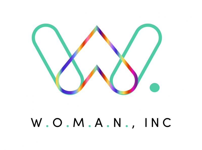 W.O.M.A.N., Inc. - Women Organized to Make Abuse Non Existent Inc Logo