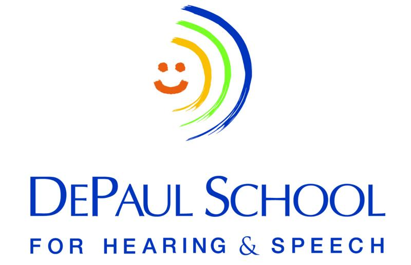 DePaul School for Hearing and Speech Logo