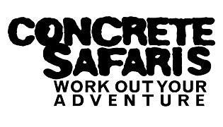 CONCRETE SAFARIS INC Logo