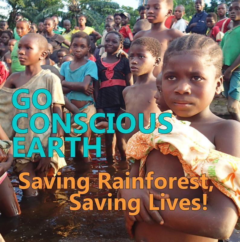 Go Conscious Earth Inc Logo