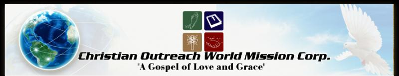 Christian Outreach World Mission Corp. Logo