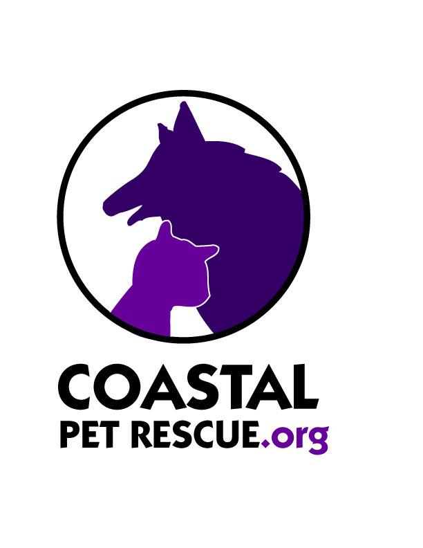 Coastal Pet Rescue Inc Logo