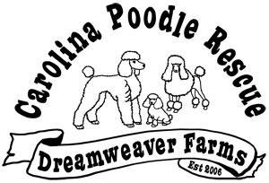 Carolina Poodle Rescue Logo