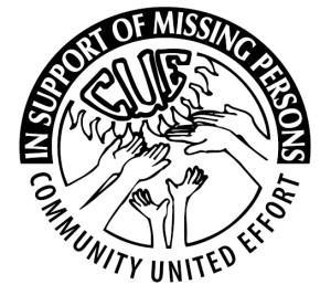 Community United Effort (CUE) Logo