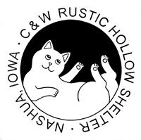 C & WS Rustic Hollow Shelter Inc Logo