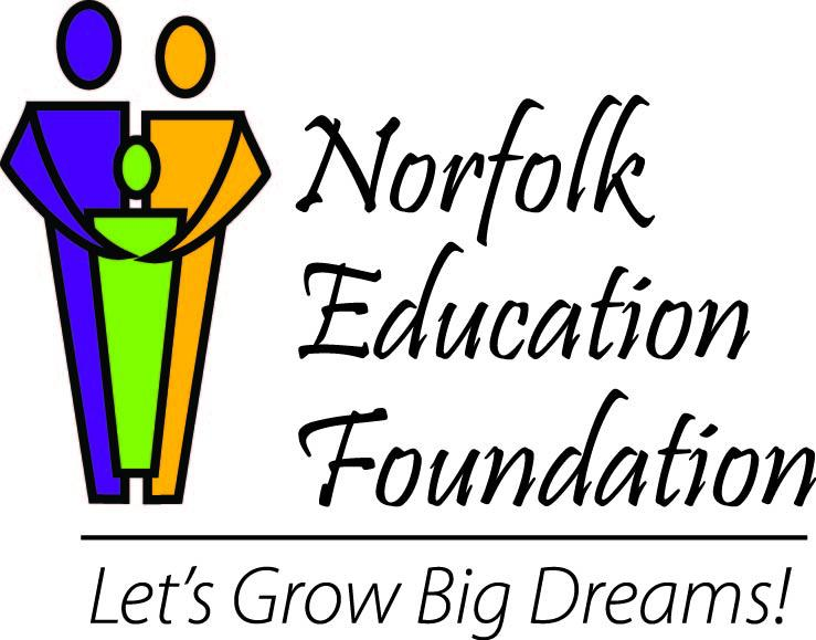 NORFOLK EDUCATION FOUNDATION Logo