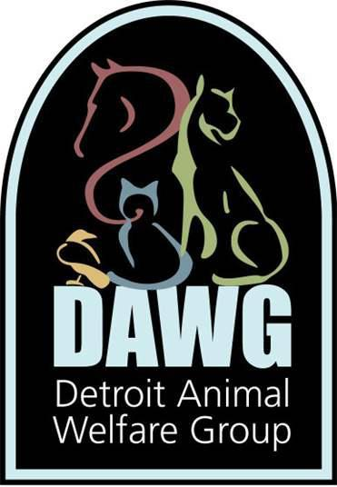 Detroit Animal Welfare Group-DAWG Logo