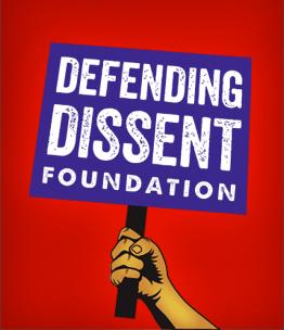 Defending Dissent Foundation Logo