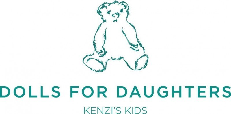 Dolls for Daughters & Kenzi's Kidz DBA Kenzi's Causes Logo