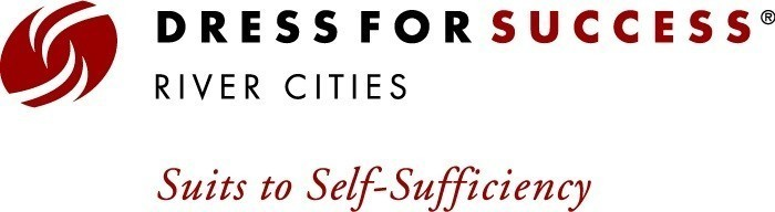 Dress for Success ® River Cities Logo